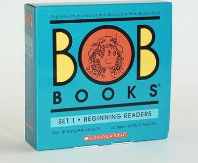 Bob Books - teach your child to read