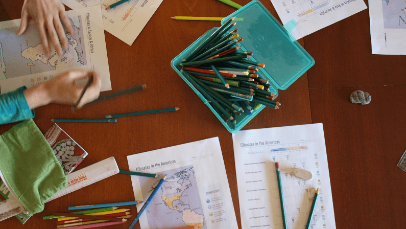 How to start homeschooling a free email course from Fearless Homeschool