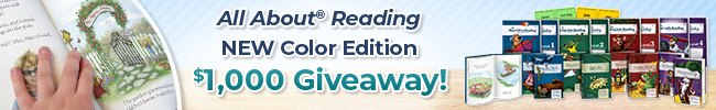 All About Reading Giveaway