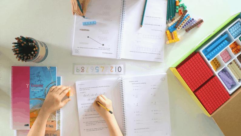 Math-U-See from Maths Australia review