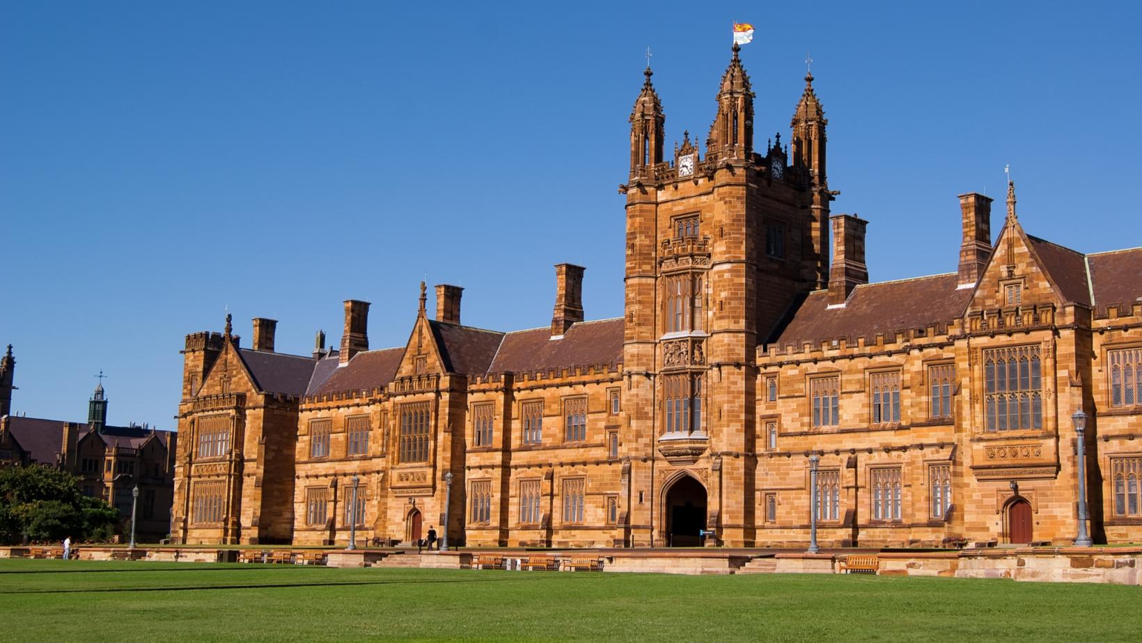 Homeschool to University - Sydney University