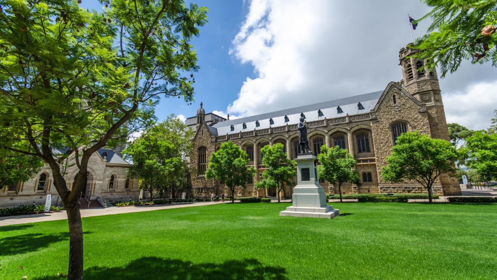 Homeschool to university - Adelaide University